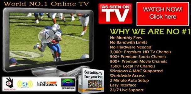 Football live HD TV