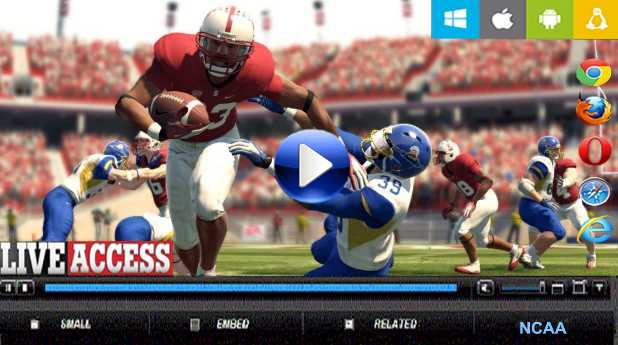 College-football-live-access